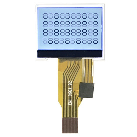 Custom Small Size 64x64 Pixels Graphical LCD