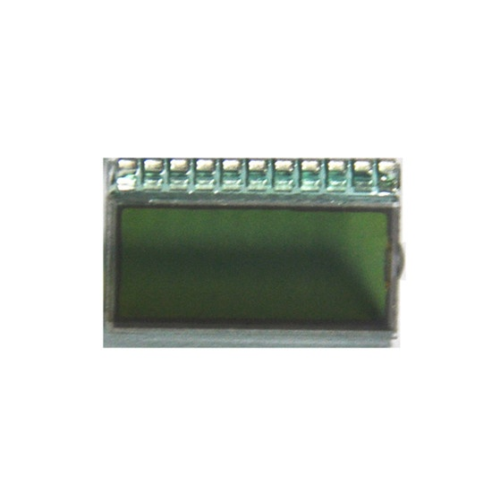 Very Small Size Segment LCD 2 Digit