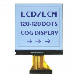 2.5'' 128x128 FPC Soldering Type LCD Screen