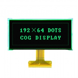 3.2'' 192x64 SPI Interface LCD Display Screen